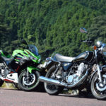 30歳バイク女子と奥多摩ツーリング