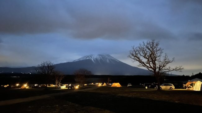 fumotoppara2 650x365 - ふもとっぱらキャンプ場で1泊キャンプ