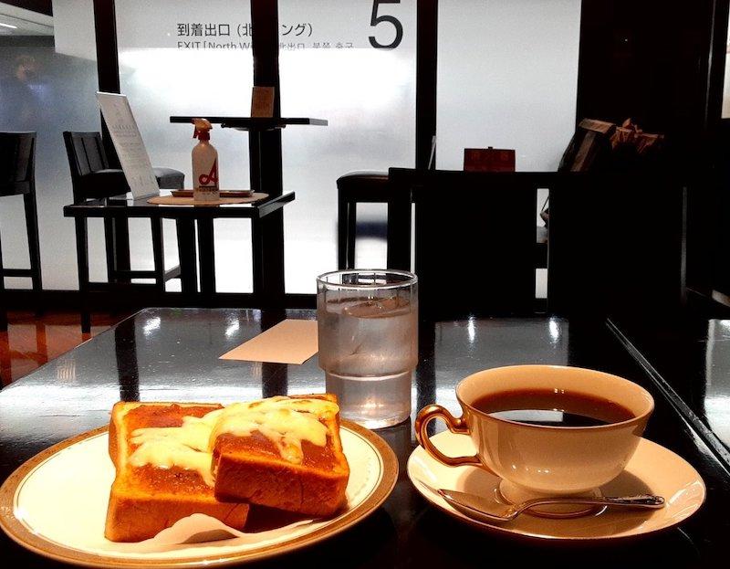 haneda 01 - 香港から日本帰国!コロナ検査後八王子へ