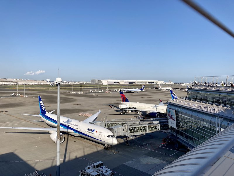 haneda 08 - 香港から日本帰国!コロナ検査後八王子へ