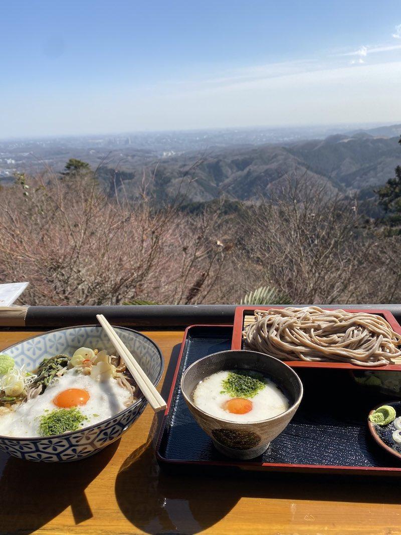 takaosan walk with yumi 1 - 超絶元気な20女子と高尾山散歩してからの京王高尾山温泉の極楽湯