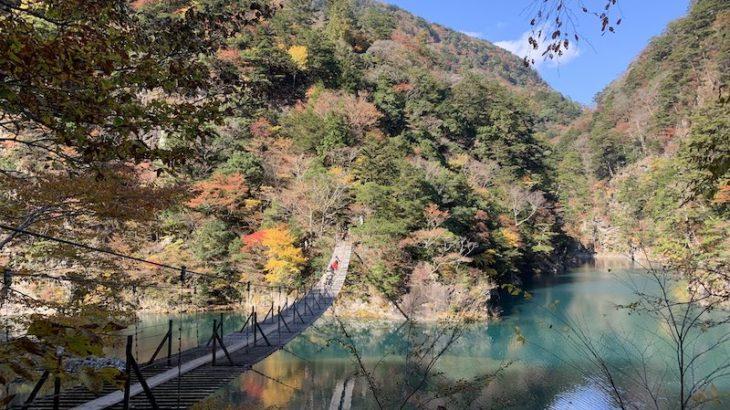 tuketikyou sizuoka1 730x410 - 寸又峡紅葉散歩とさわやかハンバーグ