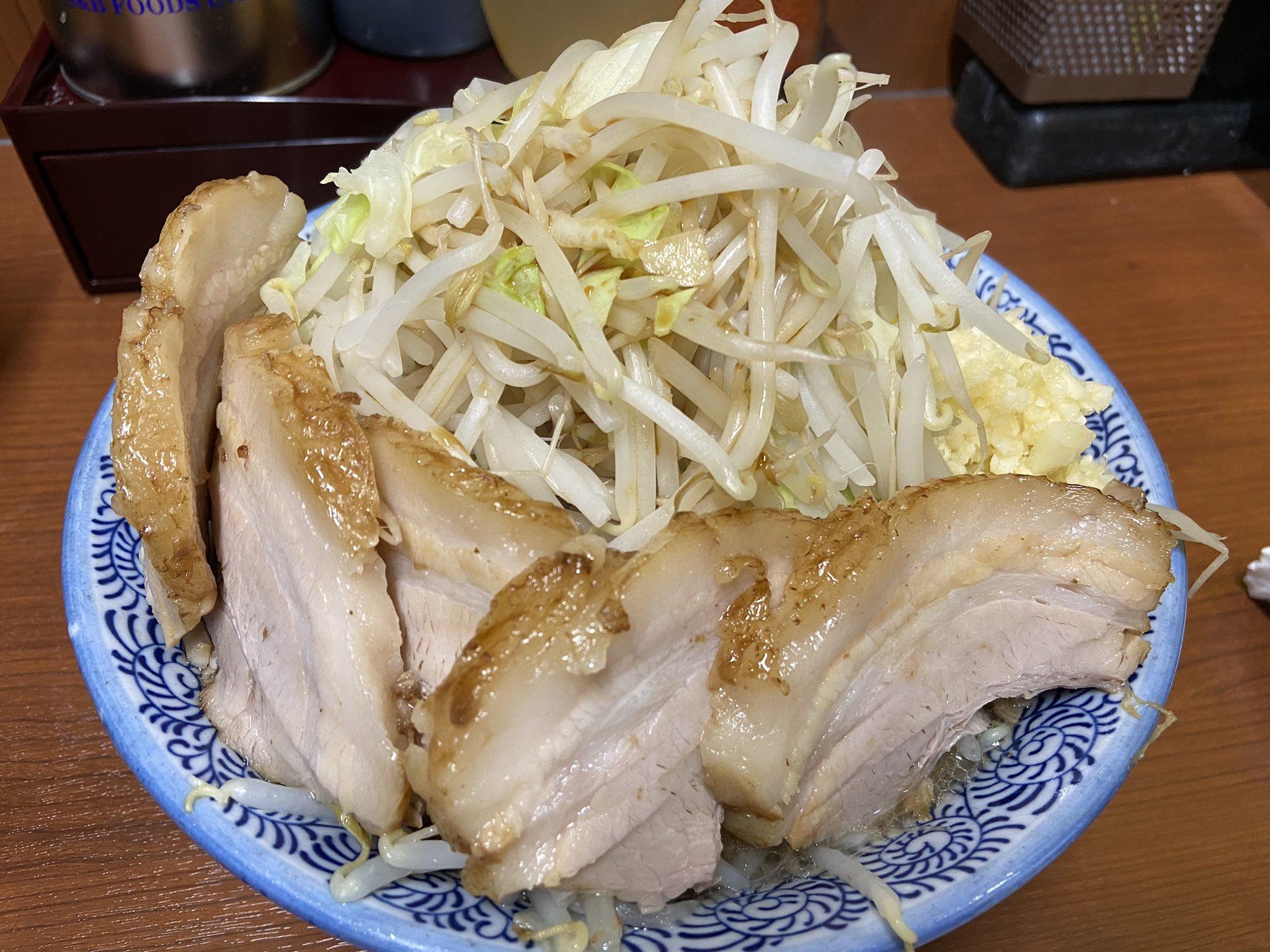 zenmashi - テレワークなら二郎系ラーメンマシマシ+ハメ潮で!